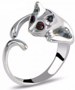 Sphynx Kat Ring