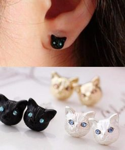 Blauwoog oorbellen (3 kleuren)
